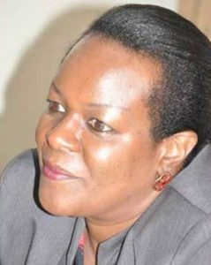 Dora K. Byamukama Director, LAW-Uganda