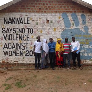 LAW Uganda staff in Nakivale refugee settlement to carry out a research on the prevalence of FGM in the somali communities